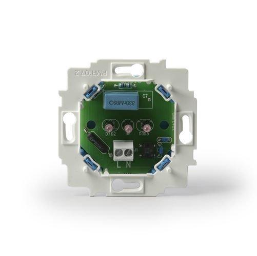 Merkkivalokaluste Pun/LED/230V/25mA/IP20/21 UJ punainen