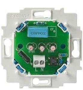 Merkkivalokaluste Val/LED/230V/25mA/IP20/21 UJ valkoinen