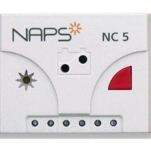 Ohjausyksikkö Naps NC 5 5 A aurinkosähköjärjestelmälle