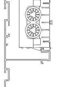 Päätykappale BASIC EC(20 kpl pussi)