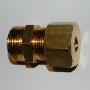 Paineläpivienti R20/kartio ETL-GLAND-01 Frostguard