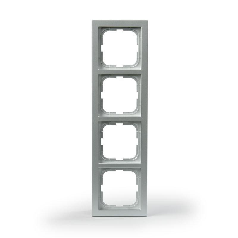 Peitelevy Impressivo 4-osainen 85mm alumiini