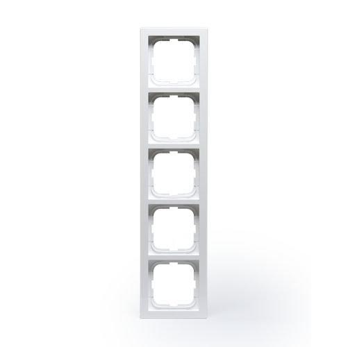 Peitelevy Impressivo 5-osainen 85mm valkoinen