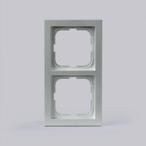 Peitelevy Impressivo alumiini 2-osainen 85mm