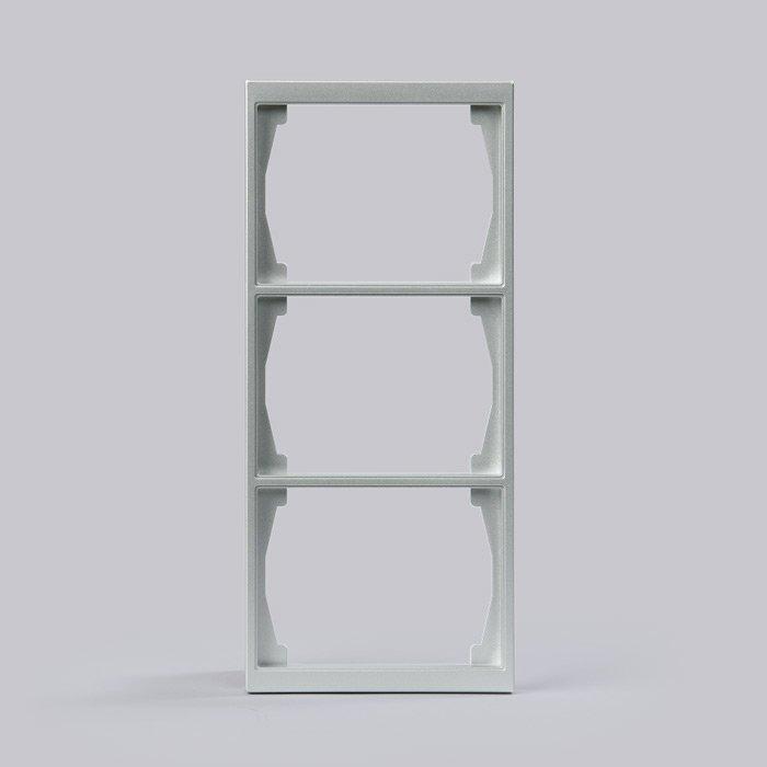 Peitelevy Impressivo alumiini 3-osainen 100mm
