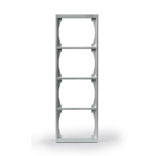 Peitelevy Impressivo alumiini 4-osainen 100mm