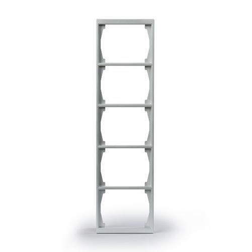 Peitelevy Impressivo alumiini 5-osainen 100mm
