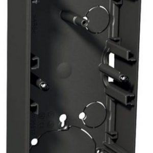 Pinta-asennusrasia 3-osainen 35 mm antrasiitti Exxact