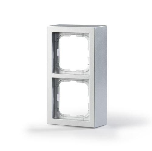Pintakehys Impressivo 2-osainen 85mm h='40mm' alumiini