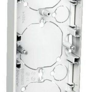 Pintakojerasia 3-osainen 21 mm valkoinen Exxact