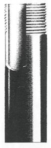 Pistoputki SM-20 musta 3m