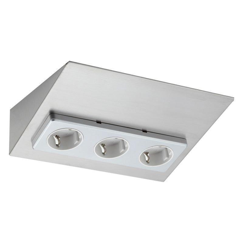 Pistorasia Limente Mini-3 16 A 230 V IP20 213x164 mm 3-osainen RST