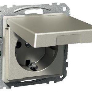 Pistorasia kannellinen 1-osainen UKJ metalli Exxact