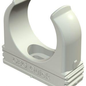 Putkikiinnike M20 harmaa (100kpl/pss)