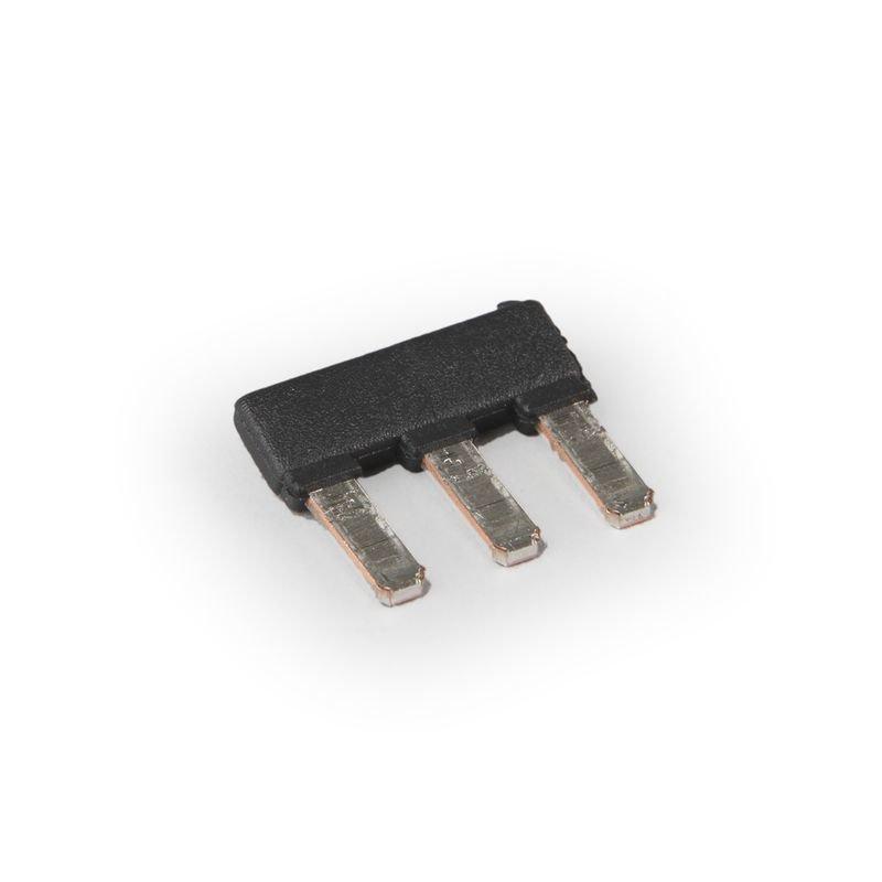 Rinnanliitin 3-napainen 6mm² KRL 6067.03