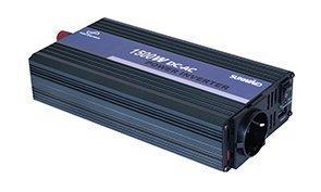 Siniaaltoinvertteri Sunwind Pure Sine Wave 1500W