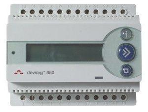 Sulanapitotermostaatti Devireg 850 keskusyksikkö