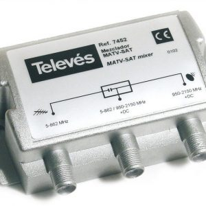 TV-Sat yhdyssuodin T7452
