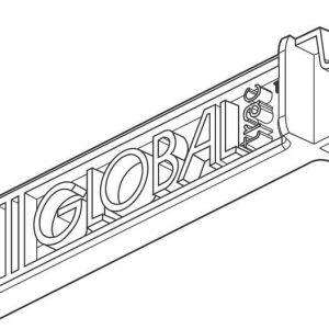Taivutustyökalu Global Trac XTSV 12