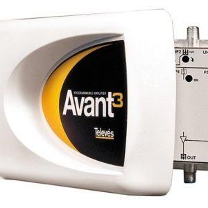 Televes Avant3 ohjelmoitava vahvistin T5327