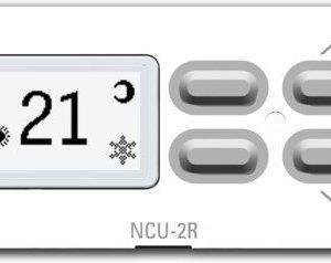 Termostaatti Nobö NCU 2R näytöllä