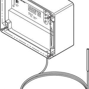 Termostaatti RAYSTAT-CONTROL-10