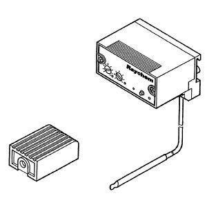 Termostaatti sadevesijärjestelmä EMDR-10
