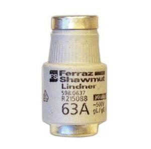 Tulppasulake gG DII-2A FS 597.0027