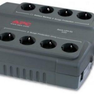 UPS-laite Back-Ups 8 Outlet 400va 230v APC