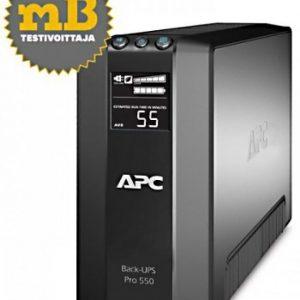 UPS-laite Power-Saving Back-Ups Pro 550 APC