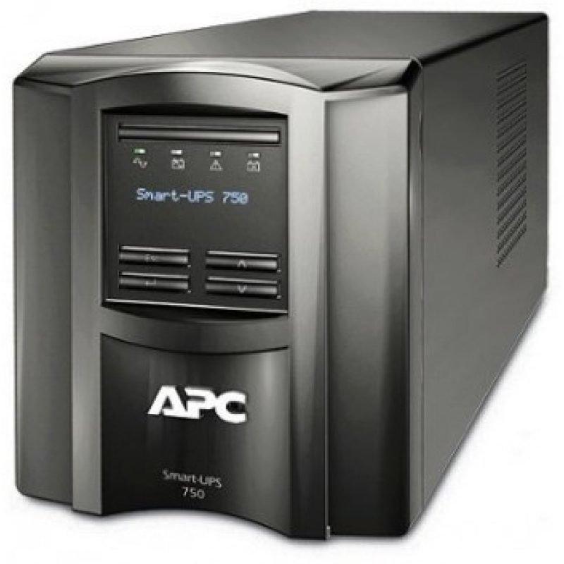 UPS-laite Smart-Ups 750va Lcd 230v APC