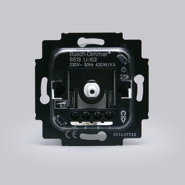 Valonsäädin Impressivo runko EL-muuntajasäädin 40-420VA