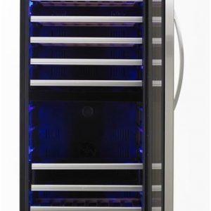 Viinikaappi Dometic MaCave S118G ammattilaiselle kahden lämpötilan