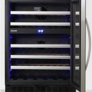 Viinikaappi Dometic MaCave S46G kahden lämpötilan