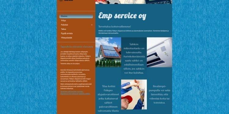 Emp Service Oy