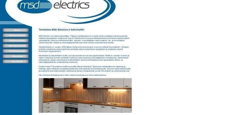 MSD Electrics