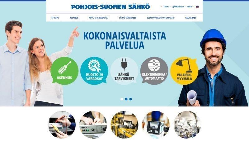 Pohjois Suomen Sähkö